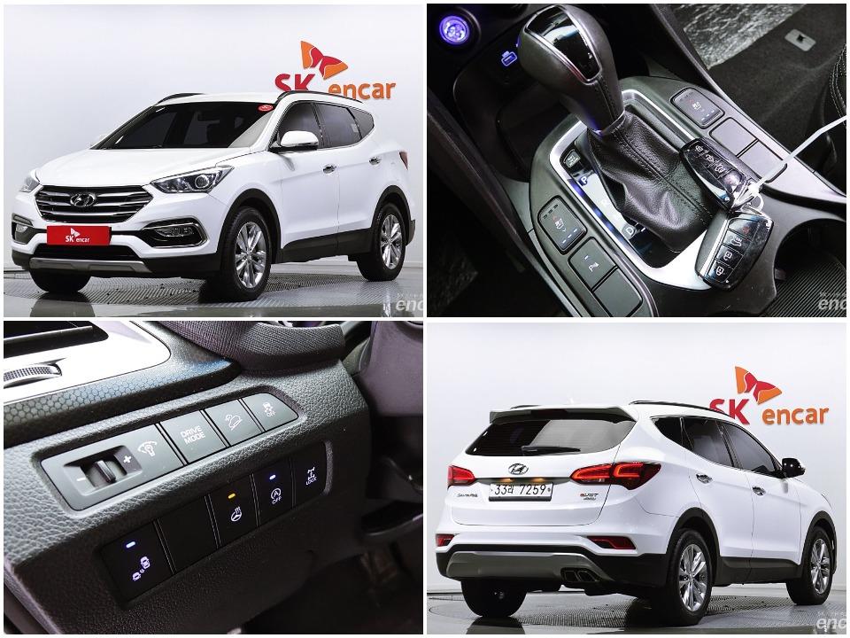 Hyundai Santa FE 2.0 CRDI 4WD Exclusive `2016