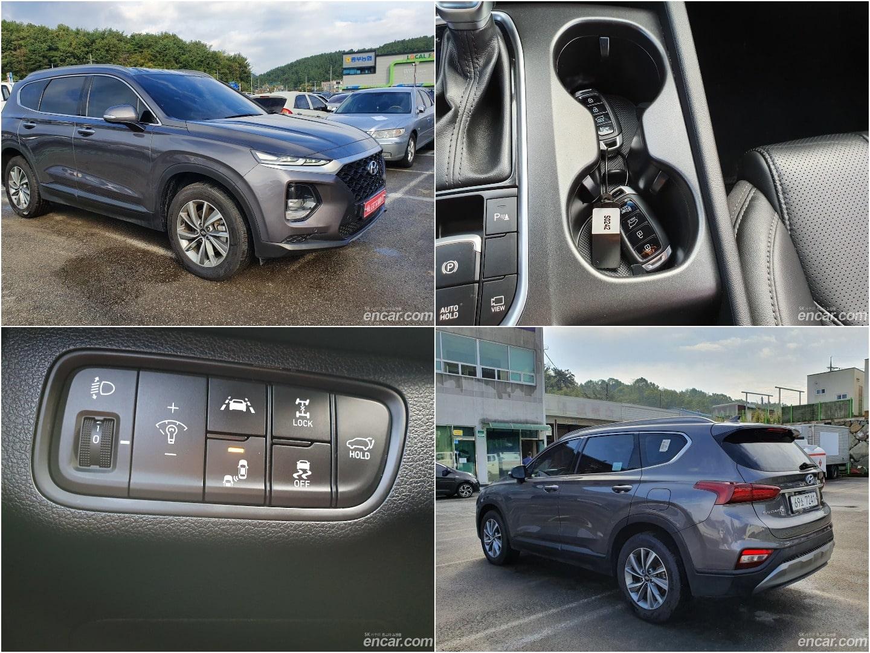 Hyundai Santa FE 2.2 CRDI 4WD Exclusive `2019