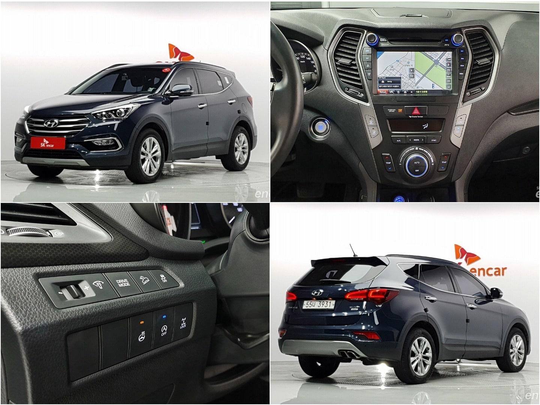 Hyundai Santa FE 2.0 CRDI 4WD Premium `2016