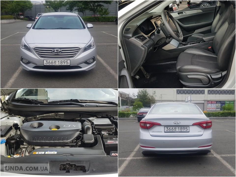 Hyundai Sonata LF 2.0 LPI `2016