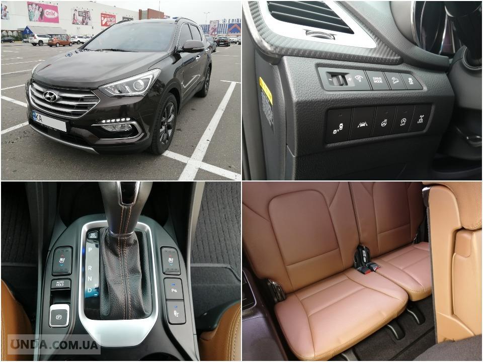 Hyundai Santa FE 2.0 CRDI 4WD Exclusive Special  `2016